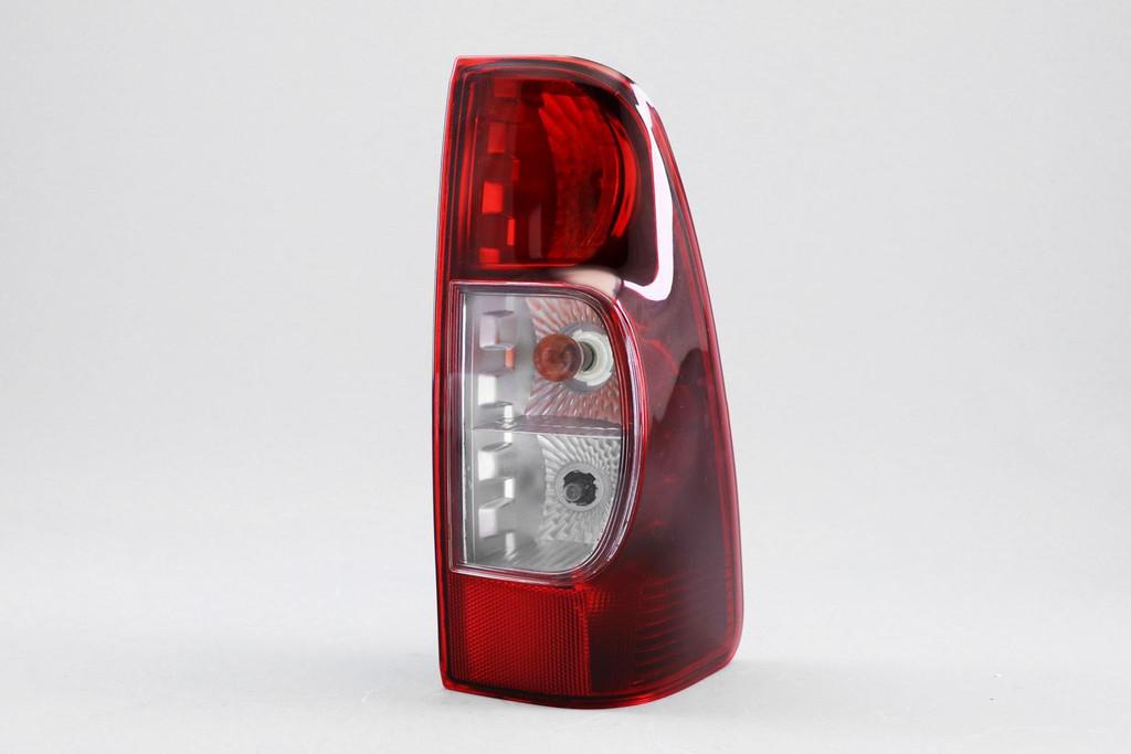 Rear light right crystal clear dark red Isuzu Rodeo Dmax 07-12