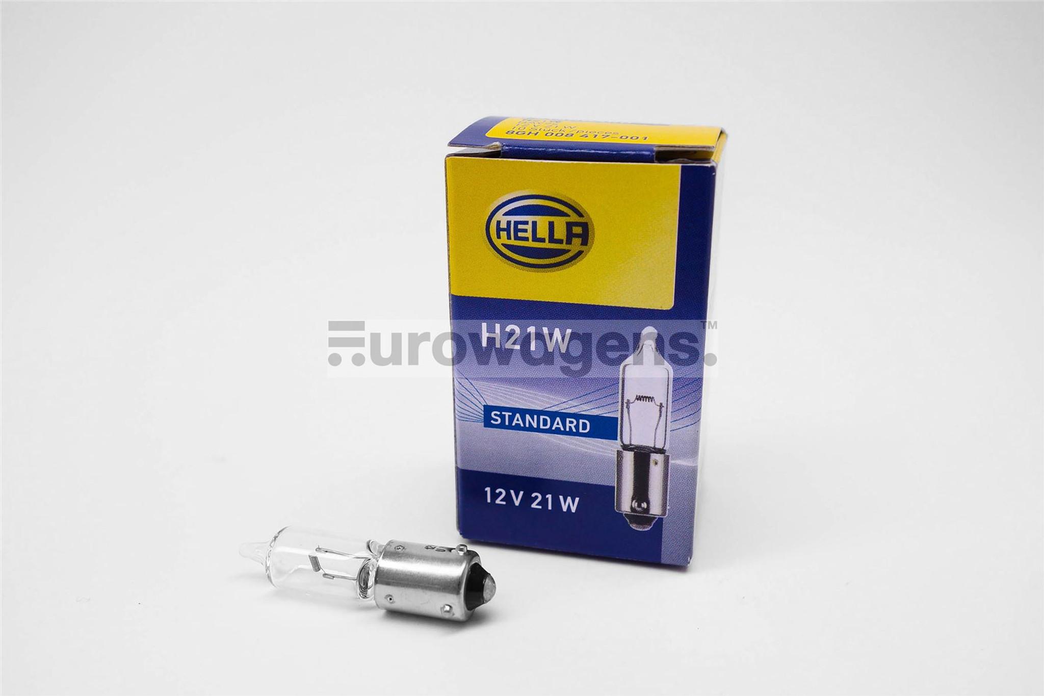 05-14 Vauxhall Zafira Rear Brake Light Bulbs Pair Stop Tail Light Bulb MK2 B