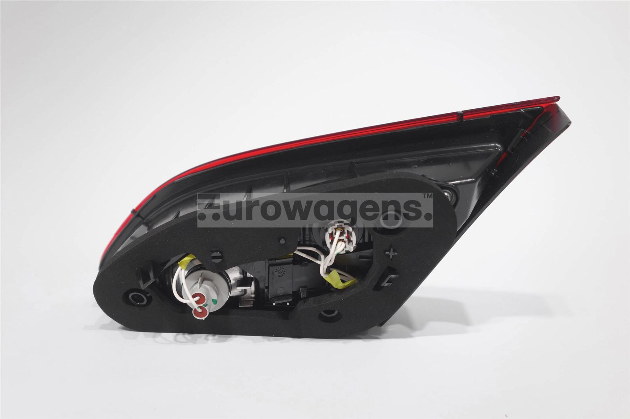 Rear Light Right Inner Vauxhall Astra J Gtc 11 15