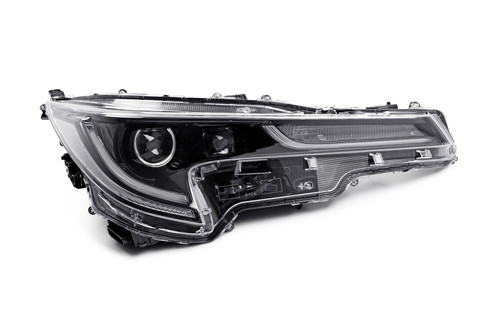 Headlight right LED adaptive high beam assist LED Toyota Corolla 19-