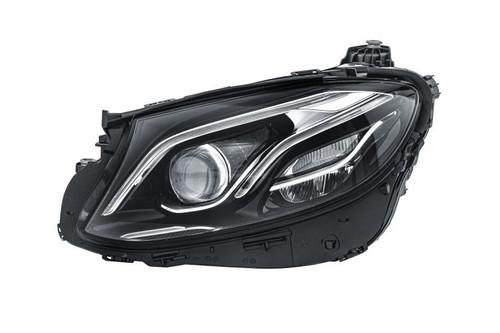 Headlight left full LED Adaptive Multibeam Mercedes E Class W213 16-20