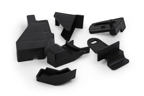Headlight repair kit left For Nissan Qashqai 14-