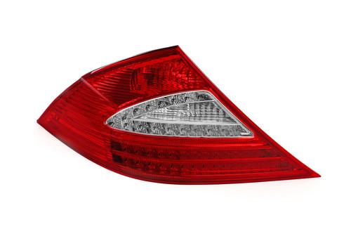 Rear light left LED Mercedes-Benz CLS C219 08-10 OEM