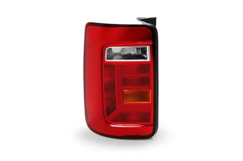 Rear light left red VW Caddy 15-  2 Door