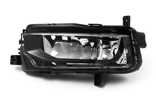 Front fog light left VW Caddy 15-19 Hella