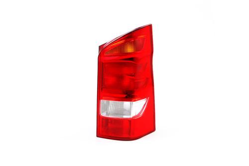 Rear light right Mercedes-Benz Vito tailgate 1 door 15- Hella