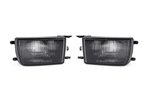 Front indicator set black Volkswagen Golf MK3 Vento 92-97