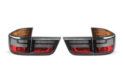 Rear lights set smoked LED BMW X5 E70 06-10