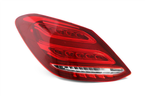 Rear light left full LED Mercedes-Benz C Class W205 Saloon 15-18