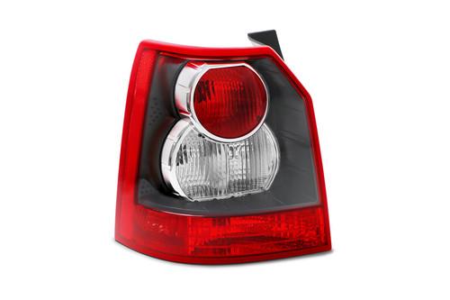 Rear light left black frame Land Rover Freelander 06-11 OEM