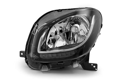 Headlight left  Smart For Two 20-