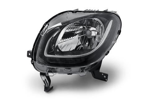 Headlight left  Smart For Four 20-