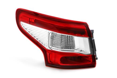 Rear light left LED clear indicator For Nissan Qashqai 14-17