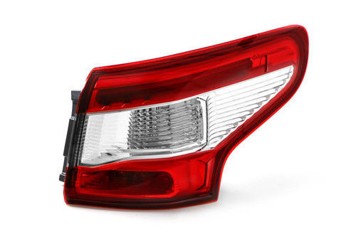 Rear light right LED clear indicator For Nissan Qashqai 14-17
