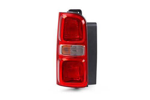 Rear light left Peugeot Traveller 16-