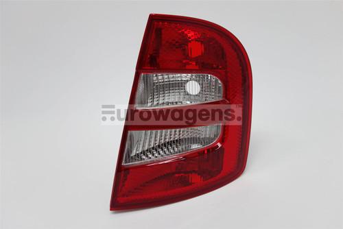 Rear light right Skoda Fabia 99-04 Hatchback