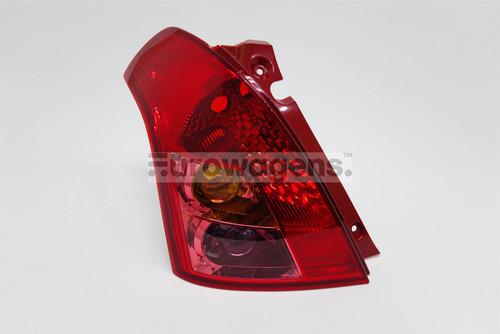 Rear light left Suzuki Swift 08-10