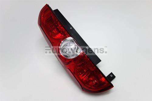 Rear light left Vauxhall Combo 12-17 1 door