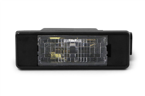 Genuine number plate light Peugeot 1007 05-09