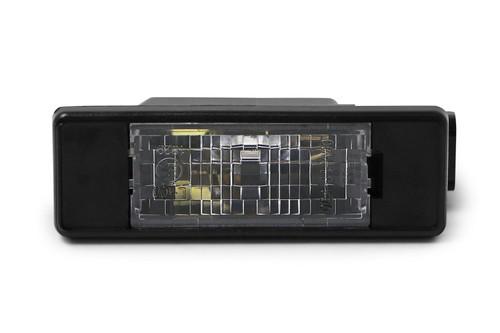 Genuine number plate light Peugeot 607 00-10