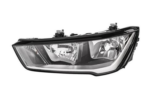 Headlight left Audi A1 15-18