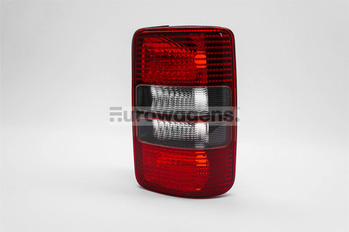 Rear light right smoked VW Caddy MK3 10-15 1 door