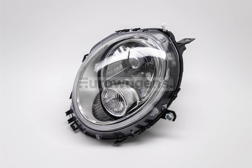 Headlight right chrome Mini Cooper 06-14