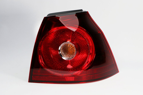 Rear light right dark red VW Golf MK5 R32 04-09