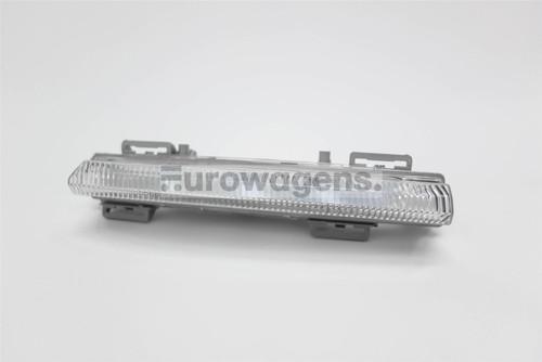 Front bumper LED DRL light right Mercedes-Benz C Class W204 07-14