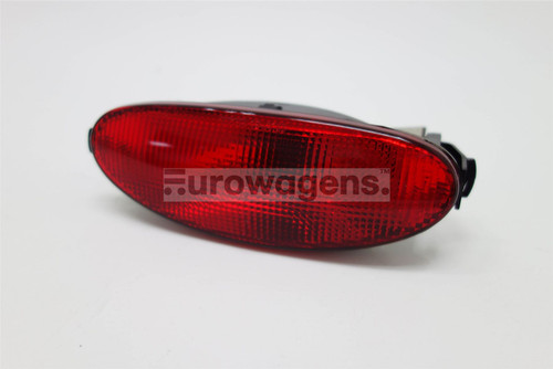 Rear fog light Peugeot 206
