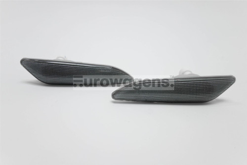 Side indicators set smoked Alfa Romeo 147 156