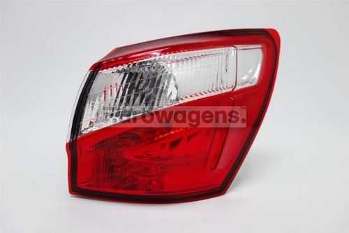 Rear light right Nissan Qashqai 10-14