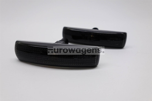 Side indicators set black Range Rover Sport Freelander Discovery