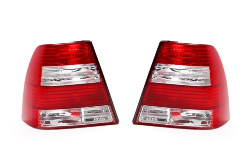 Rear light set US look  VW Bora 98-05