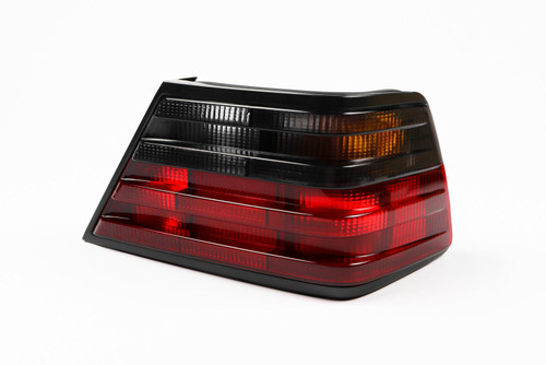 Rear light right smoked red Mercedes Benz E Class W124 85-93