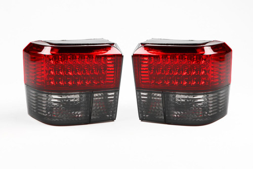 Rear lights set smoked red LED VW Transporter T4 Caravelle