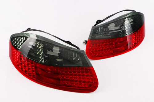 Rear lights set smoked red LED Porsche Boxter 968 96-04