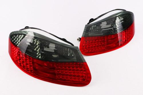 Rear lights set smoked red LED Porsche Boxter 968 96-04