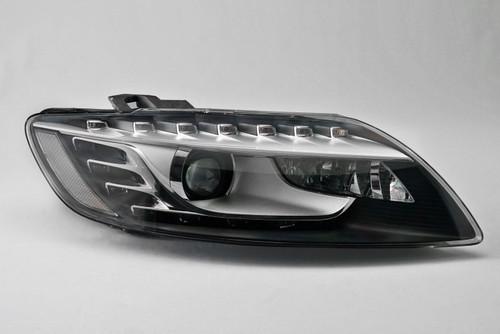 Headlight right Bi-xenon LED DRL AFS Audi Q7 09-14