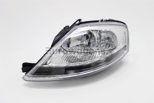 Headlight left Citroen C3 02-10