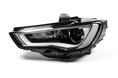 Headlight left bi-xenon with AFS Audi A3 12-
