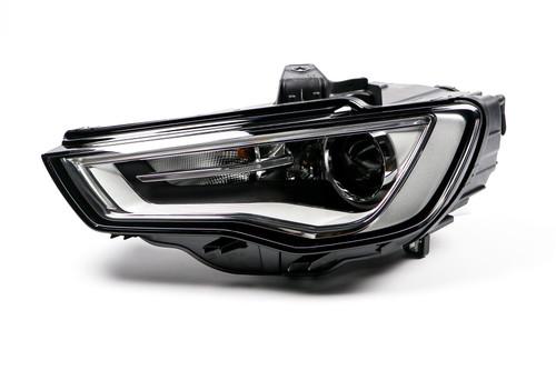 Headlight left bi-xenon with AFS Audi A3 12-