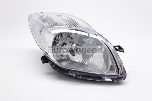 Headlight right Toyota Yaris 09-11