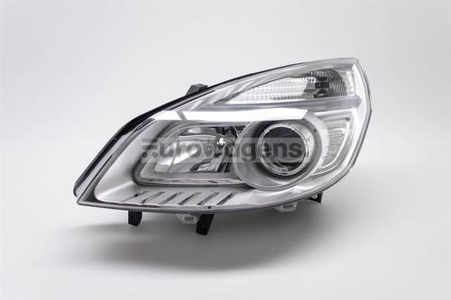 Headlight left Renault Scenic MK2 06-09