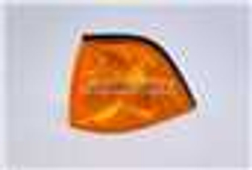 Front indicator left orange BMW 3 Series E36 91-99 4/5 door