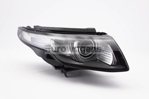 Headlight right Land Rover Evoque 11-14
