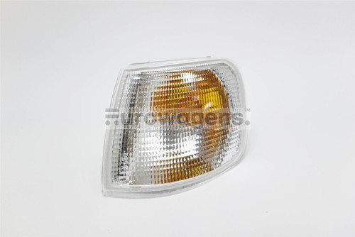 Front indicator left clear Ford Sierra 90-94