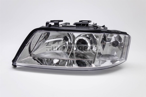 Headlight left Audi A6 C5 97-01