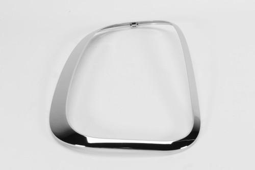 Genuine rear light chrome trim left Mini Countryman R60 10-16