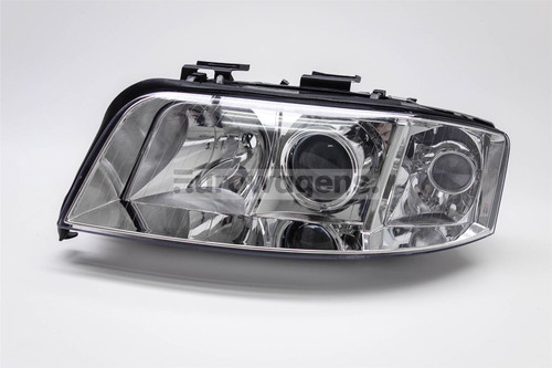 Headlight left Audi A6 C5 01-05